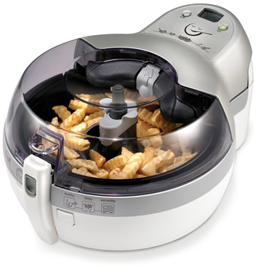 The Healthiest Deep Fryer.