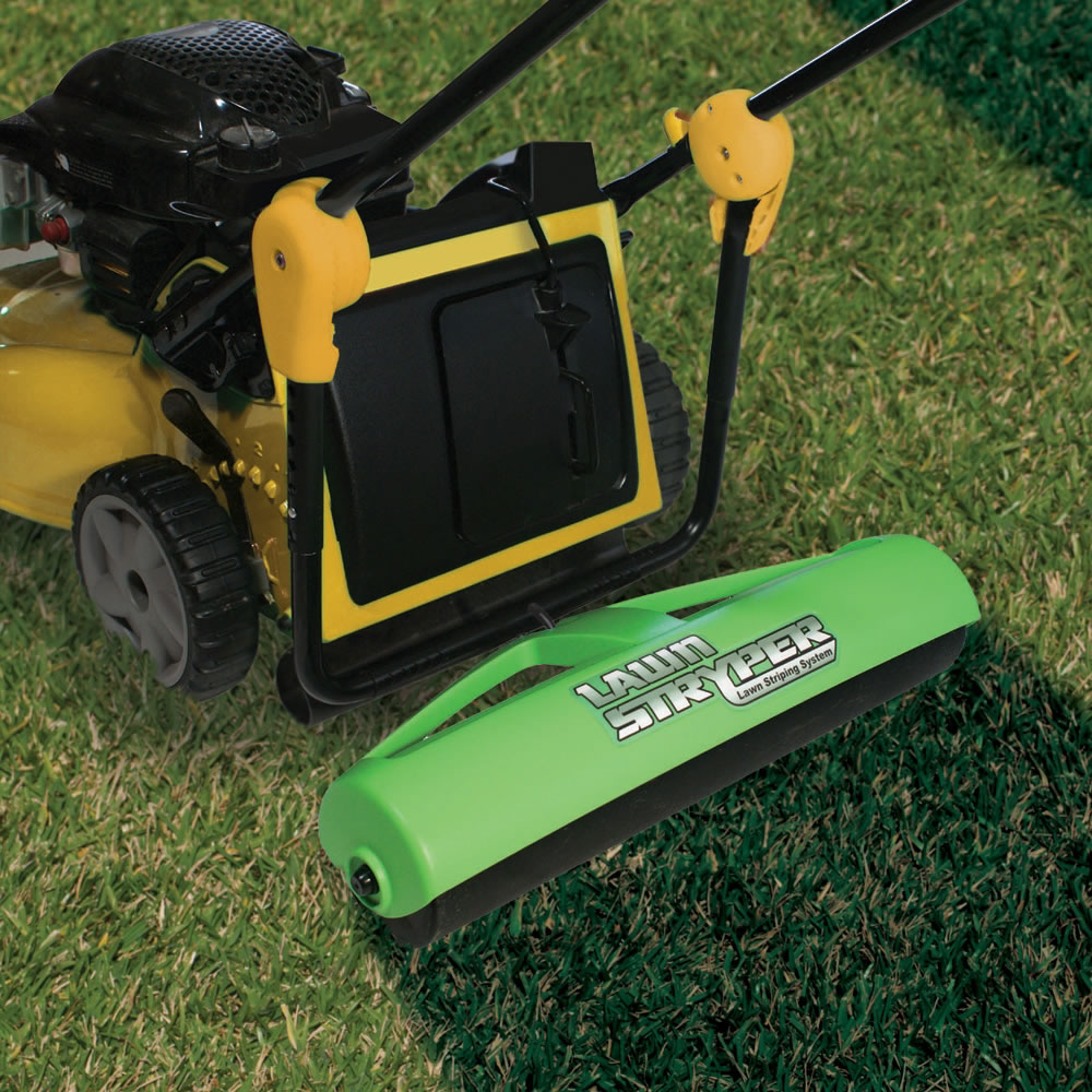 Groundskeeper's Lawn Roller1