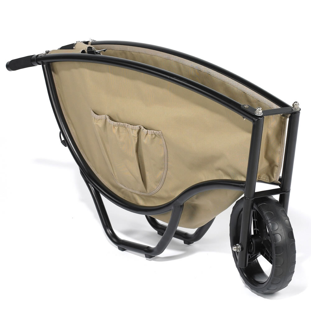 The Folding Wheelbarrow 2