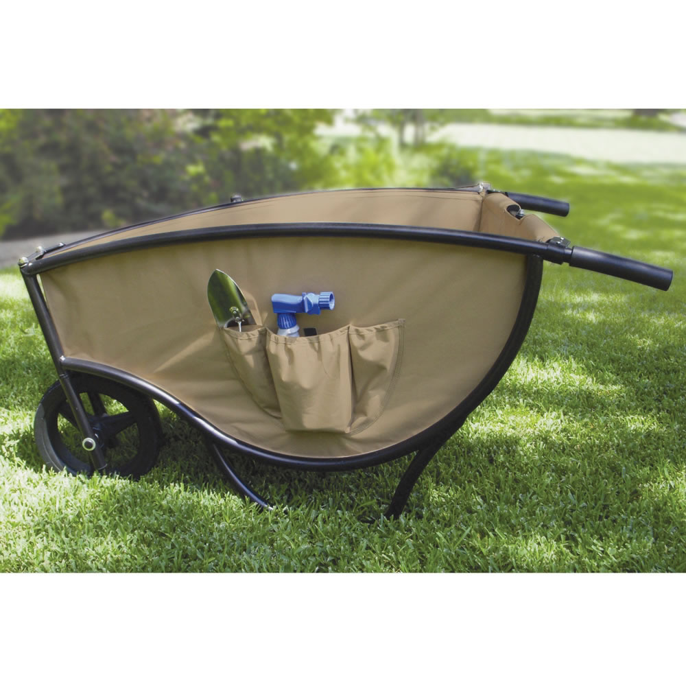 The Folding Wheelbarrow 1