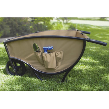 The Folding Wheelbarrow.