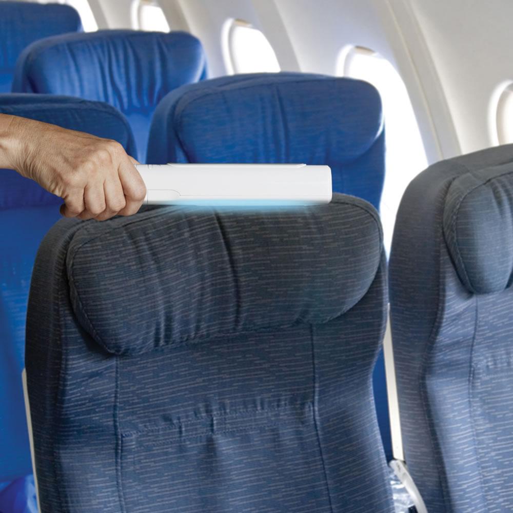 The Traveler's Germ Eliminating UV Wand1