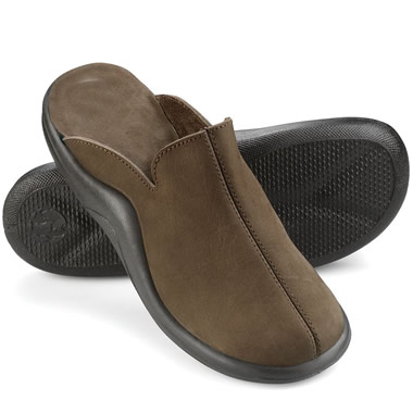 The Gentlemen's Walk On Air Indoor/Outdoor Slippers.