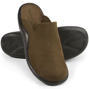 The Walk On Air Indoor/Outdoor Slippers.
