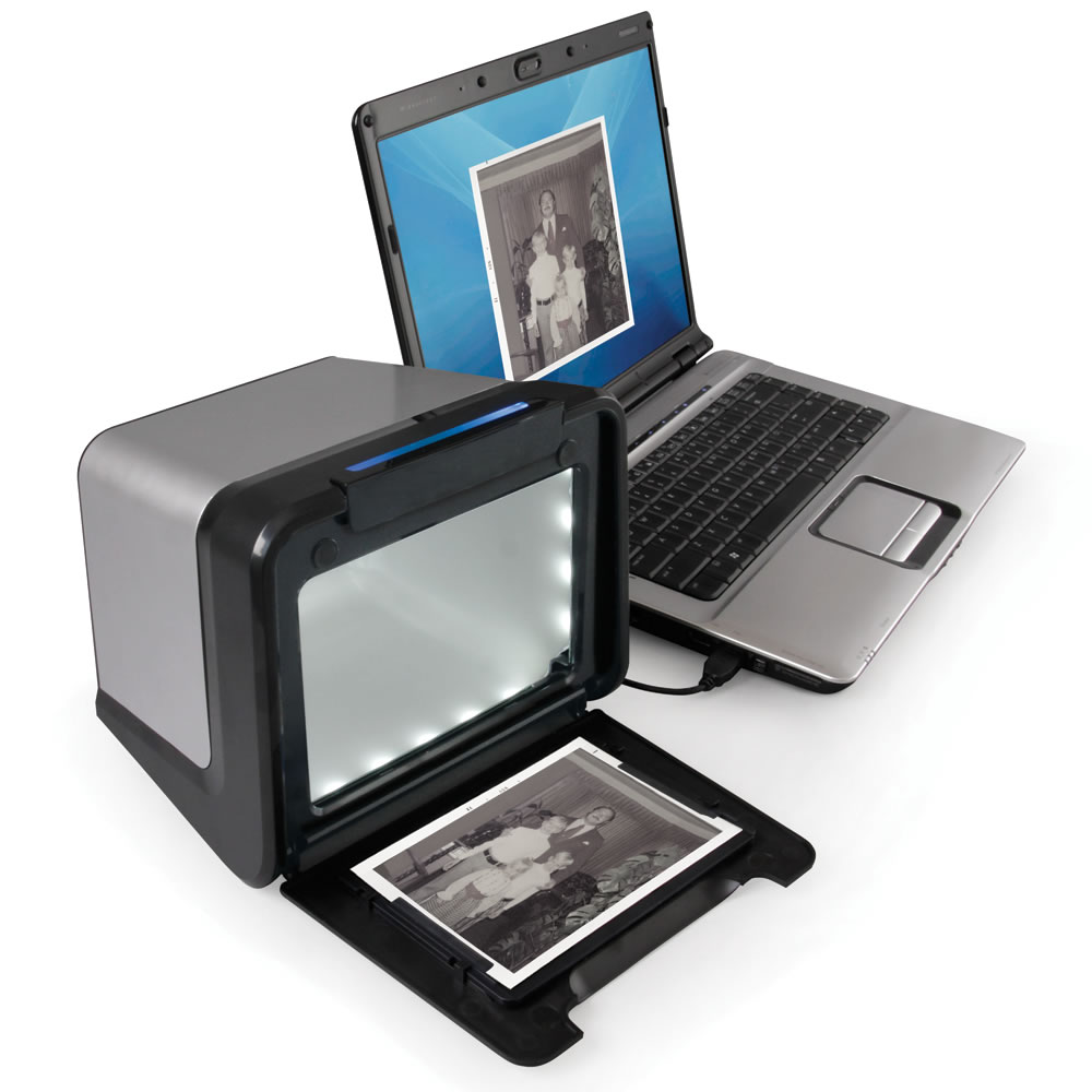 The Desktop Photograph To Digital Picture Converter 1