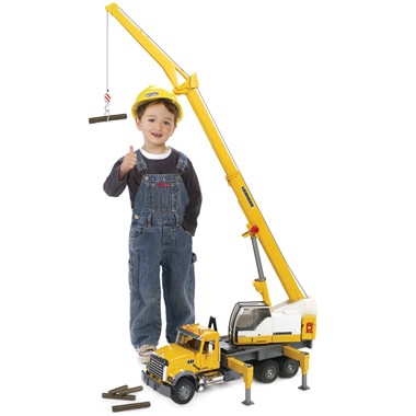 The 4 Foot Mobile Crane System