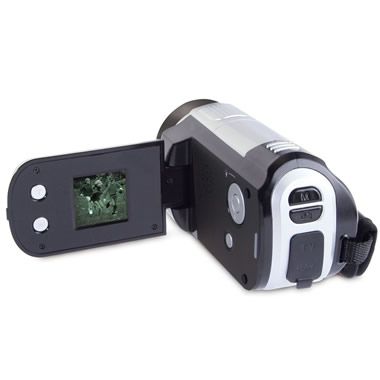 The Children's Night Vision Camcorder