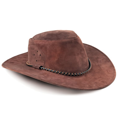 The Drover's Kangaroo Bush Hat.