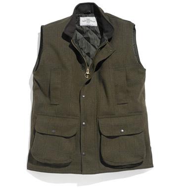 The English Shooting Vest.
