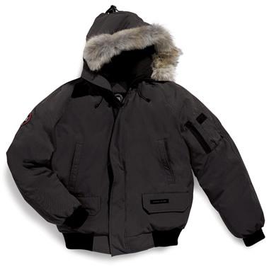 The Arctic Circle Pilot's Jacket.