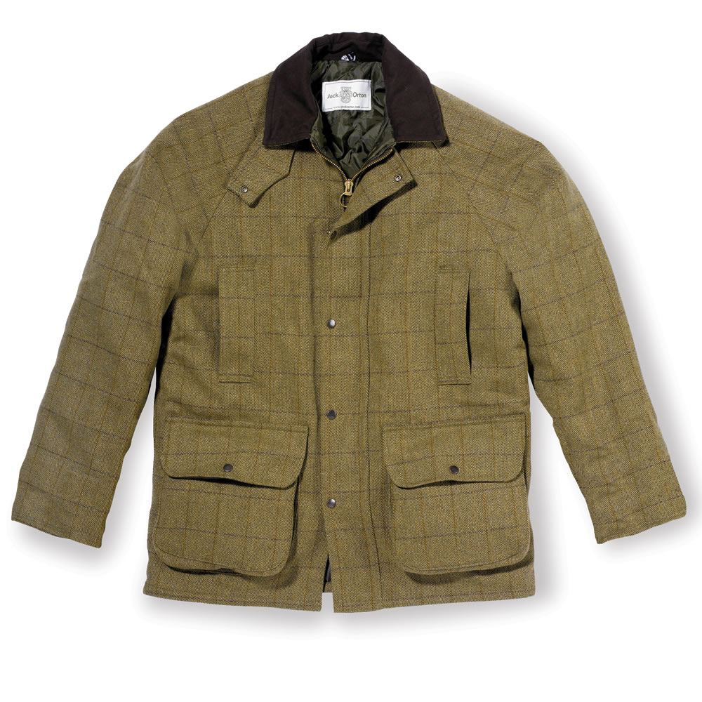 The English Country Gentleman's Jacket 1