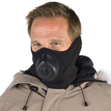 The Subzero Warm Breath Mask