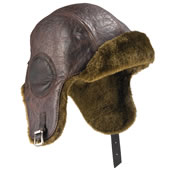 The Flying Fortress Aviator's Hat.