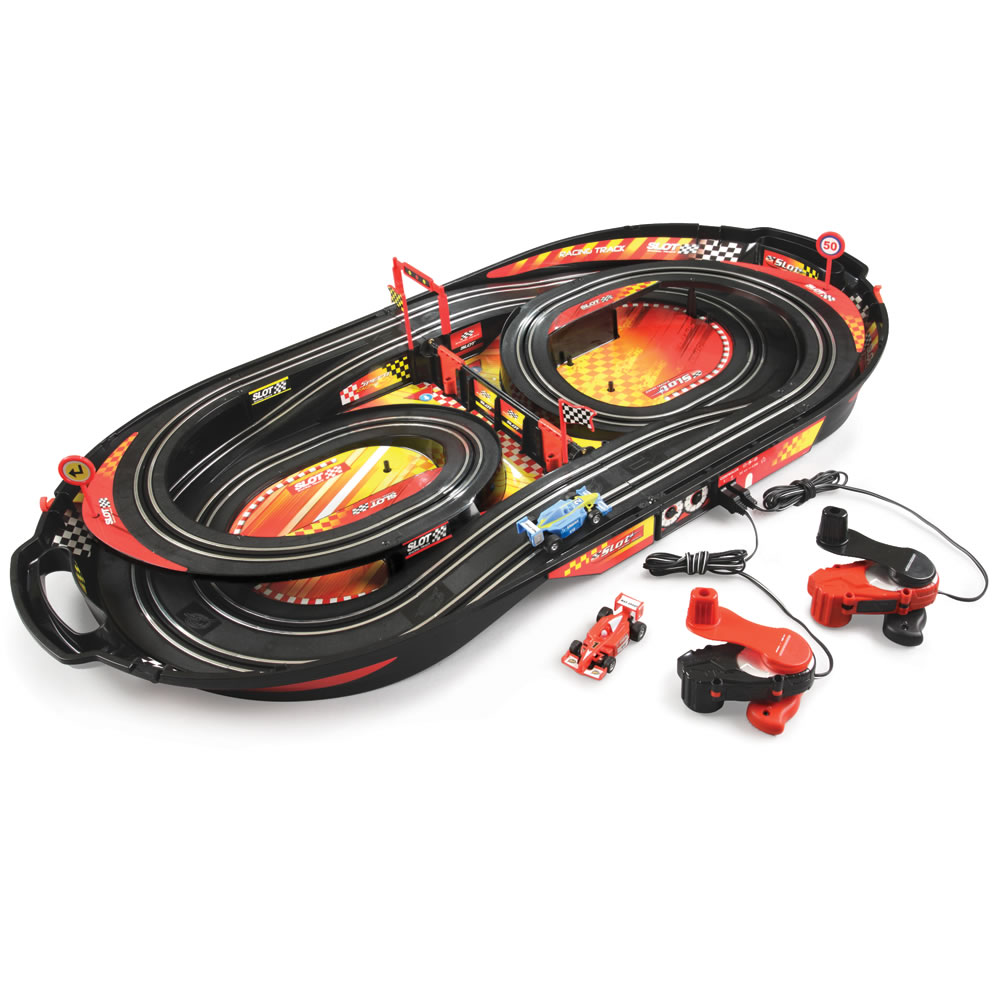 The Foldaway Instant Slot Car Set 1