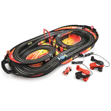 The Foldaway Instant Slot Car Set
