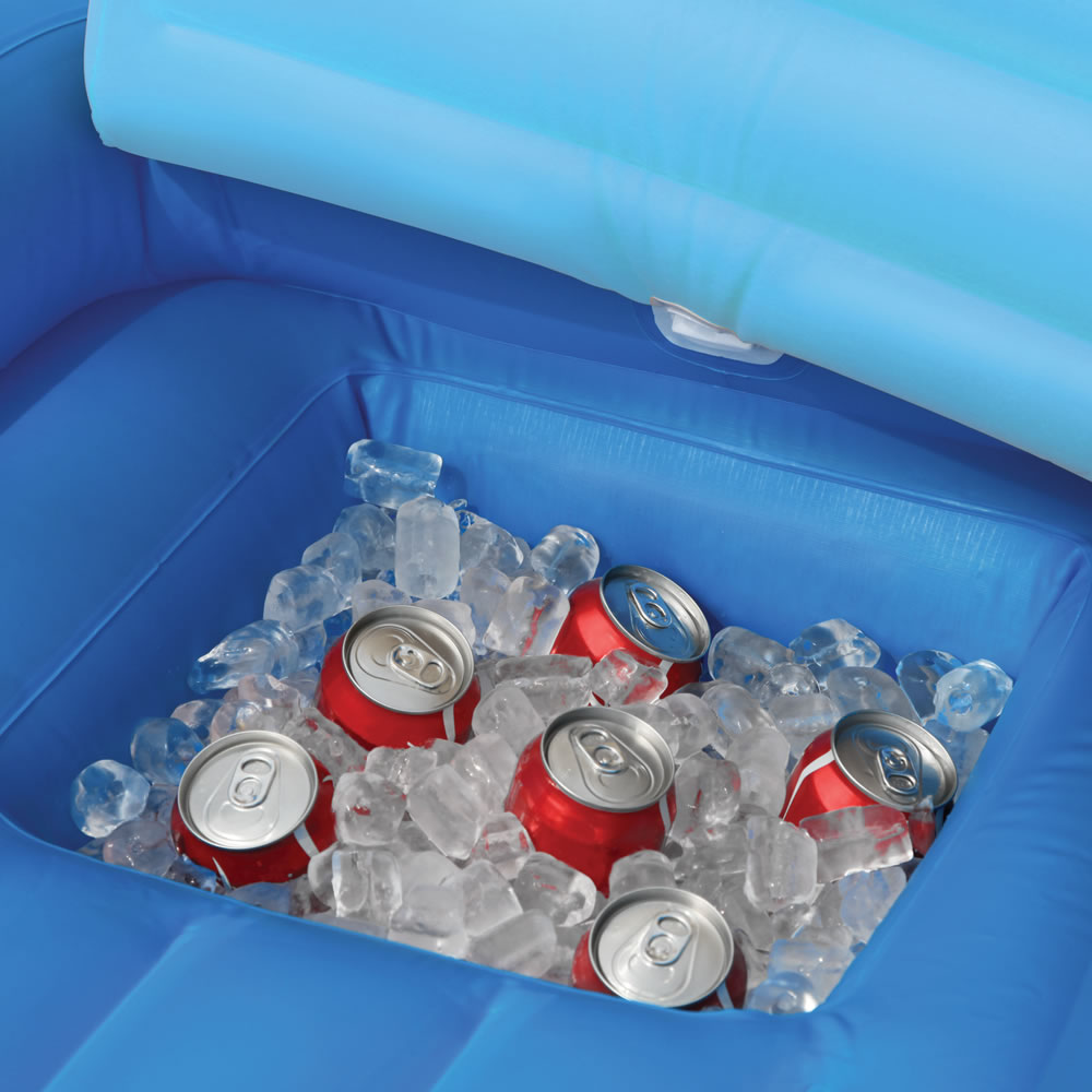 The Floating Couch And Cooler 2