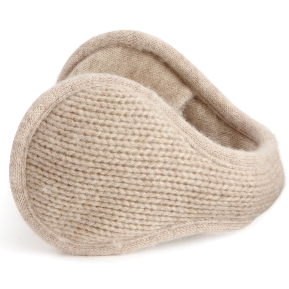 The Lady's Cashmere Ear Warmers 2