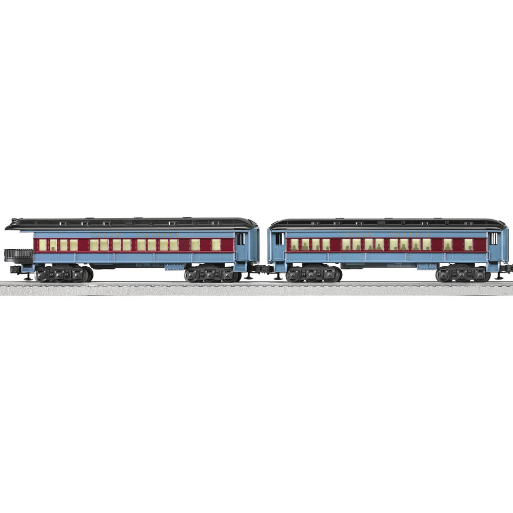 the polar express train hammacher schlemmer