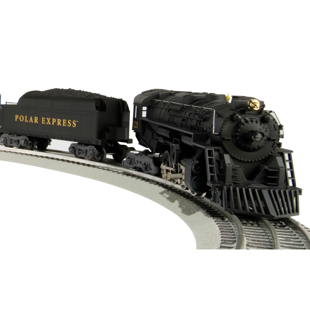 Polar express train toy the polar express train hammacher schlemmer