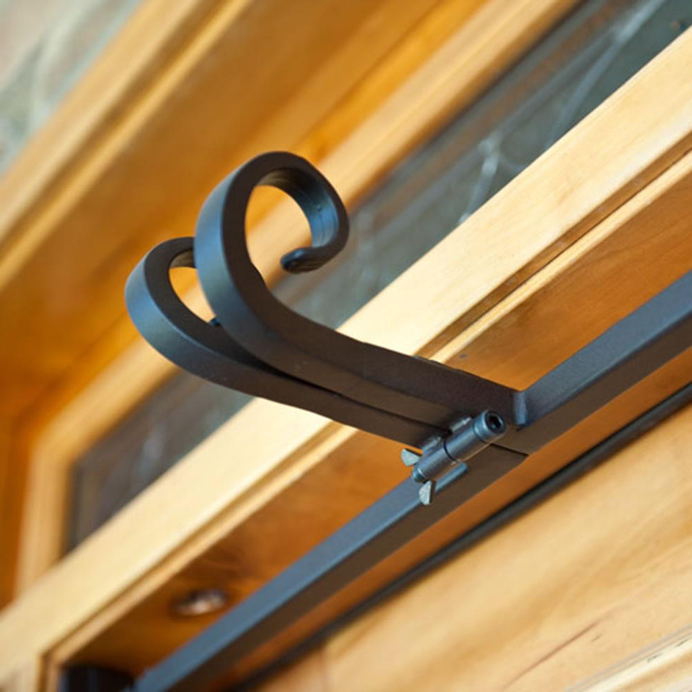 The Instant Double Door Garland Hanger 3