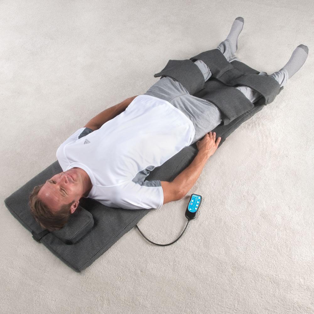 The Body Massage Mat Hammacher Schlemmer
