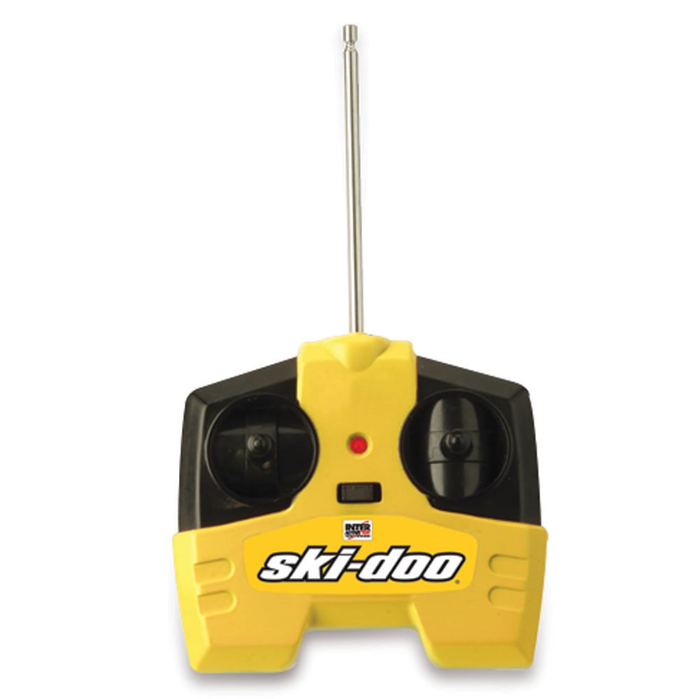 The Remote Controlled Ski-Doo 2