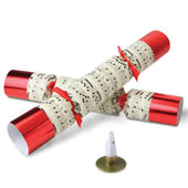 The Christmas Cracker Orchestra.
