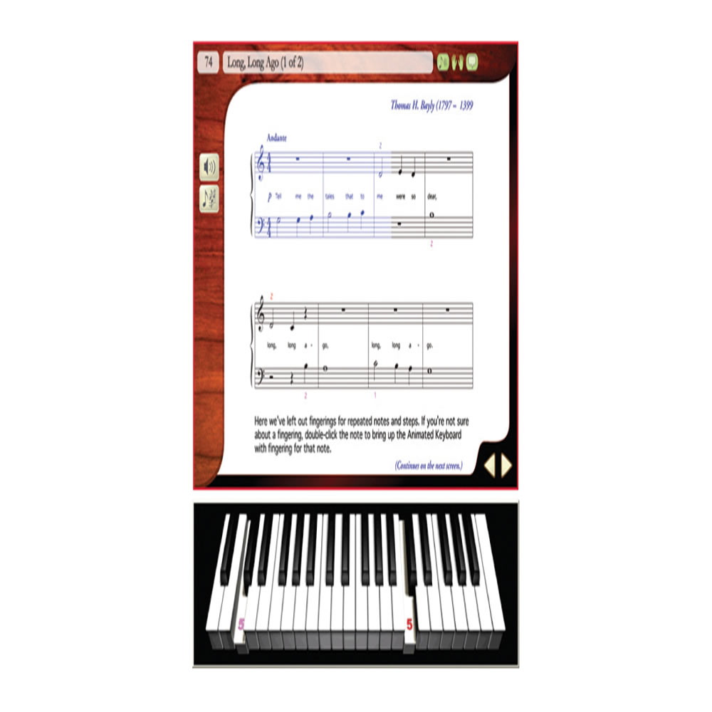 The Learn To Play Keyboard 2