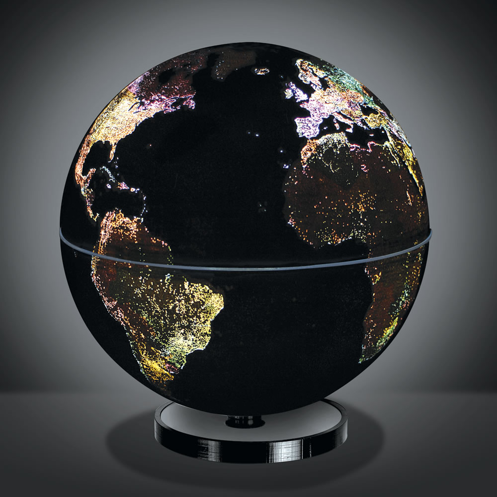 The City Lights Globe 1