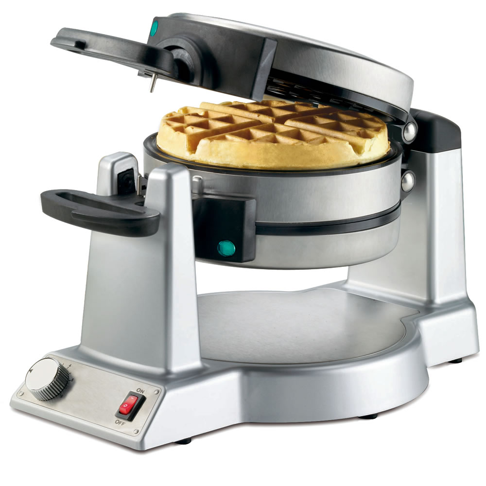 The Double Belgian Waffle Maker 1