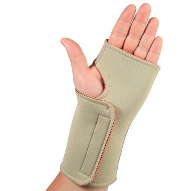 The Arthritis Pain Relieving Wrist Wrap.