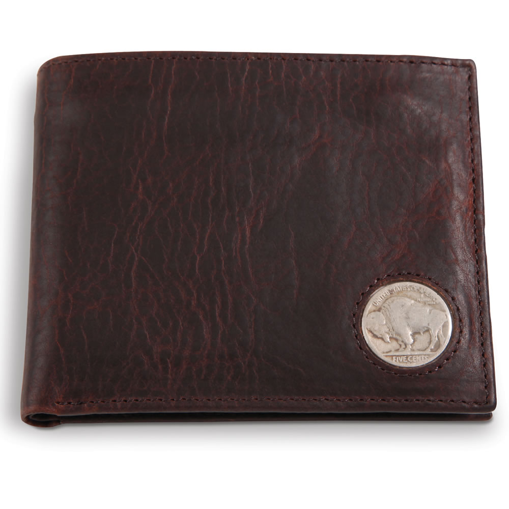 The Genuine American Buffalo Leather Wallet 2
