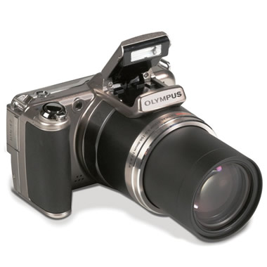 The 30X Long Zoom Digital Camera