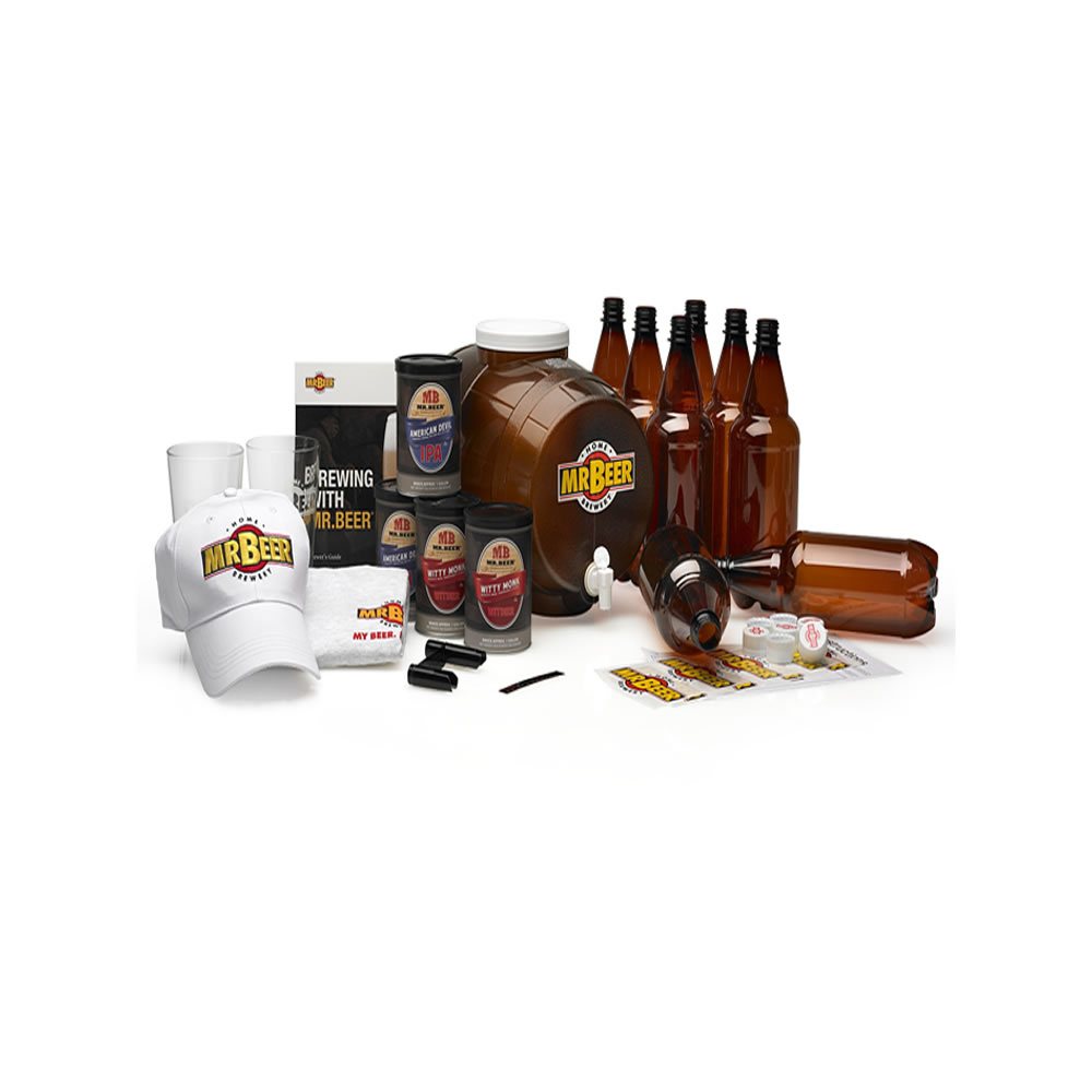 The Home Brewer's Complete Beer Kit2