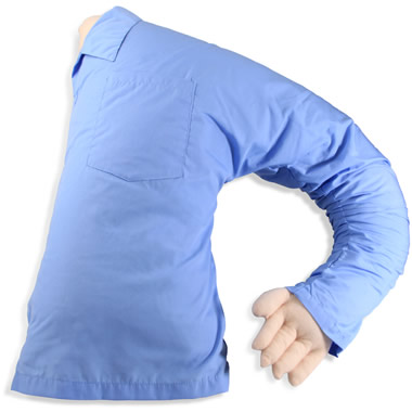 The Companion Pillow.