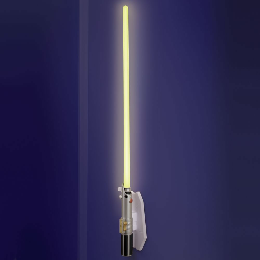 The Lightsaber Wall Sconce4