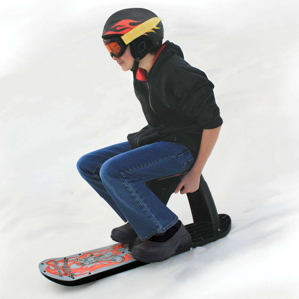 The Seated Sled Board 1