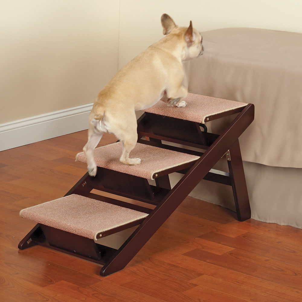 The Fortunate Pet Ramp And Staircase (Three Step)3