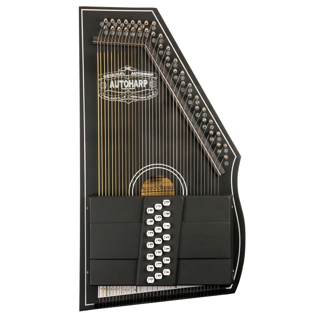 The Authentic Bluegrass Autoharp Hammacher Schlemmer