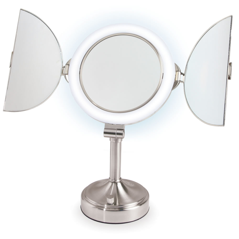 The Only Complete View Pedestal Mirror 1