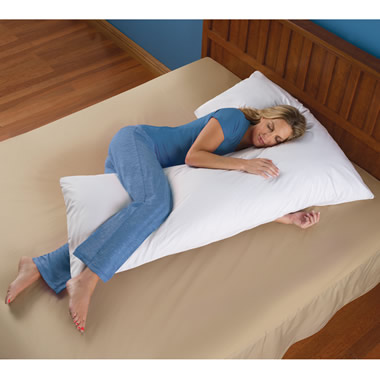 The Always Cool Body Contouring Pillow.