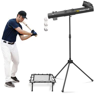 The Mauer Batting Trainer.