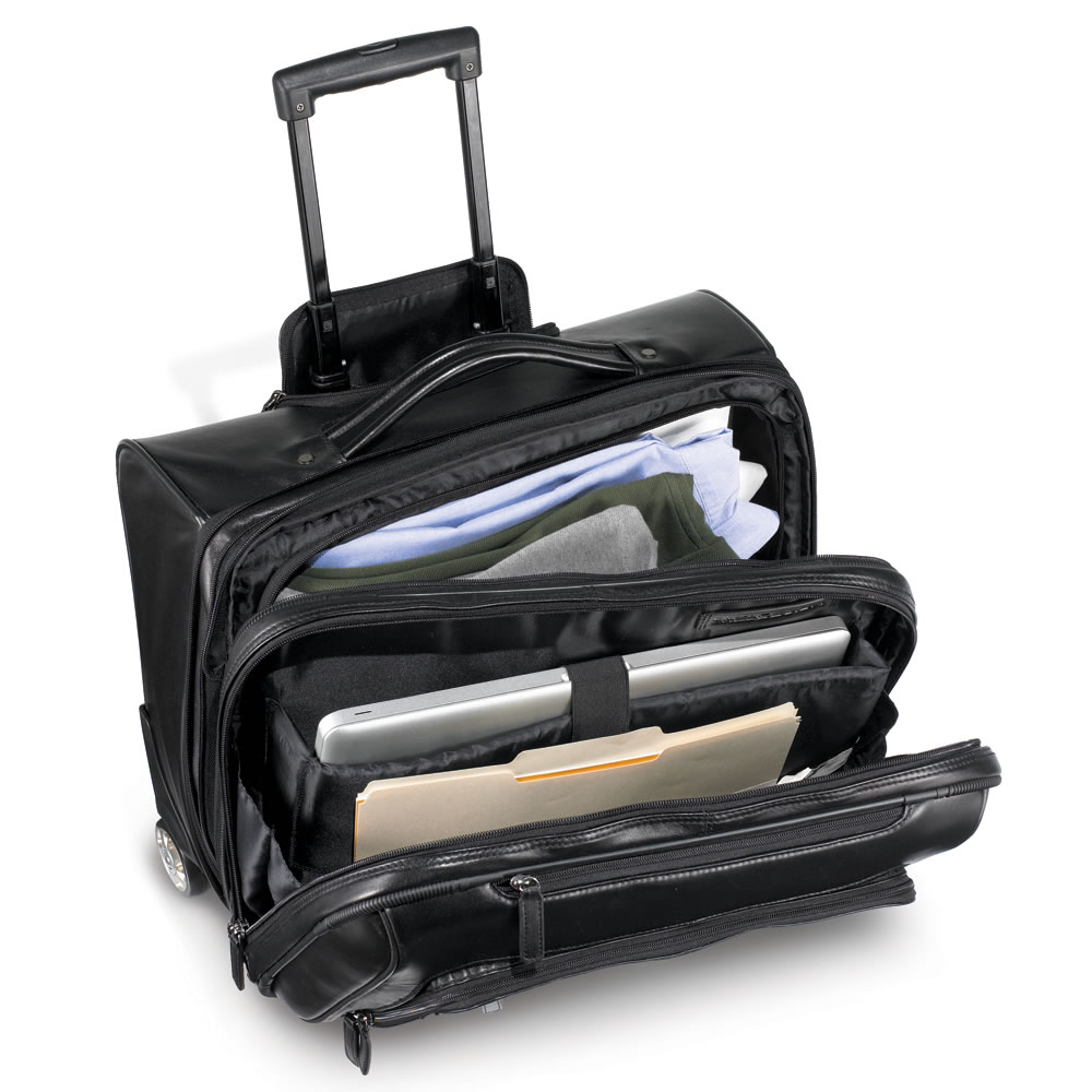 The Detachable Briefcase Carry On Bag 2