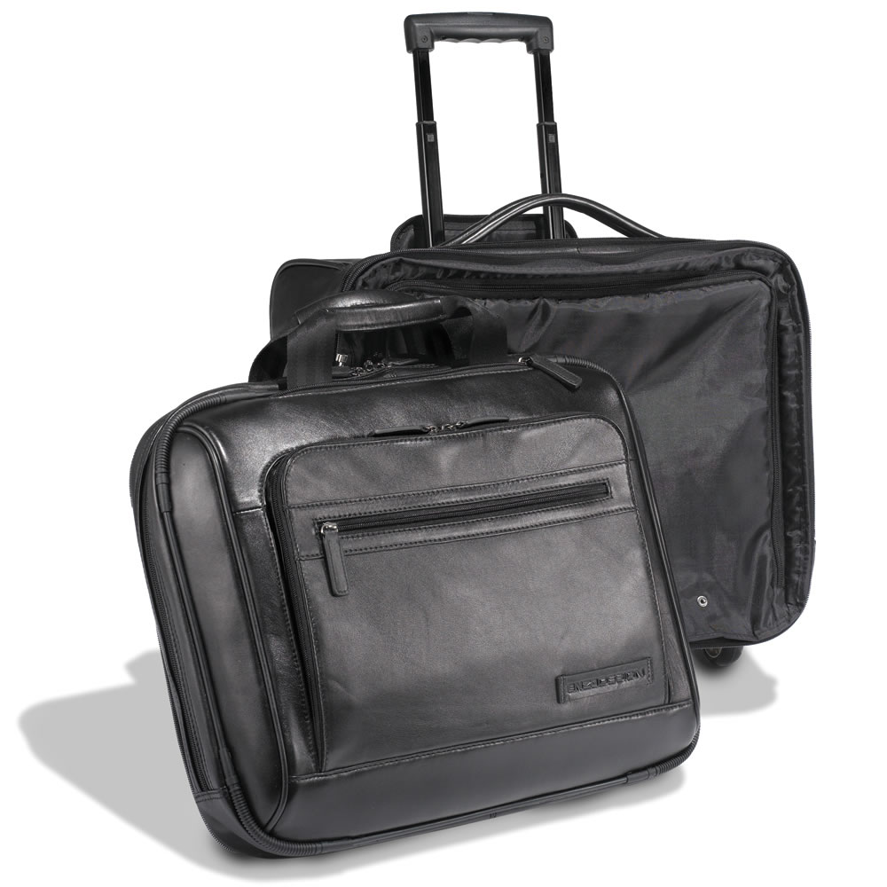 The Detachable Briefcase Carry On Bag 1