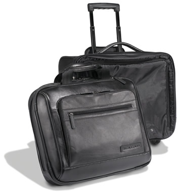 The Detachable Briefcase Carry On Bag.