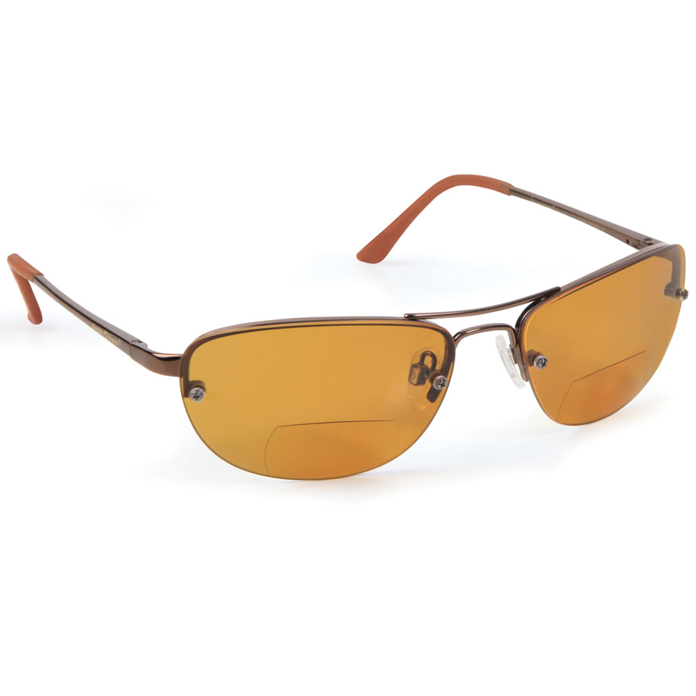 Clarity Enhancing Bifocal Sunglasses