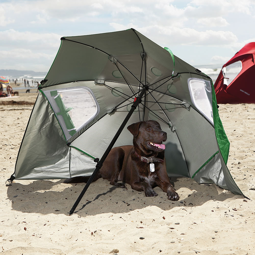 The Canine's Instant Sun Shelter 1