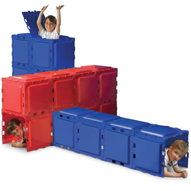 The Children's Configurable Fort.
