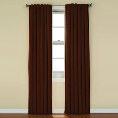 The Noise Reducing Drapes.