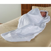 The Traveler's Bed Bug Thwarting Sleeping Cocoon.